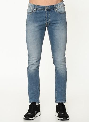 Jack & Jones Jack&Jones Glenn Erkek Jean Pantolon 12182966 Mavi